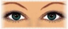 كيف تختارين لون العدسات اللاصقة!! yeuxverts_bleu.jpg