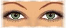 كيف تختارين لون العدسات اللاصقة!! yeuxverts_gris.jpg